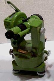 """J6E 6"""" hoge accurancy 360/400G richt Beeld Optische theodoliet voor Bouwmeting op"""